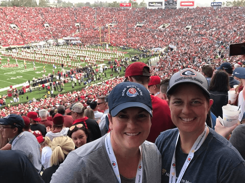 The Jamrog Group: Rose Bowl photo