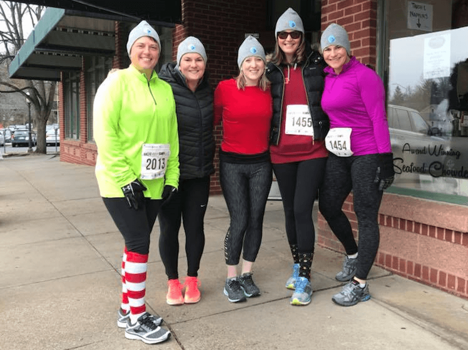 The Jamrog Group: The Hot Chocolate Run photo